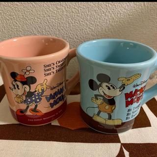Disney - ディズニー ミッキー ミニー マグカップ