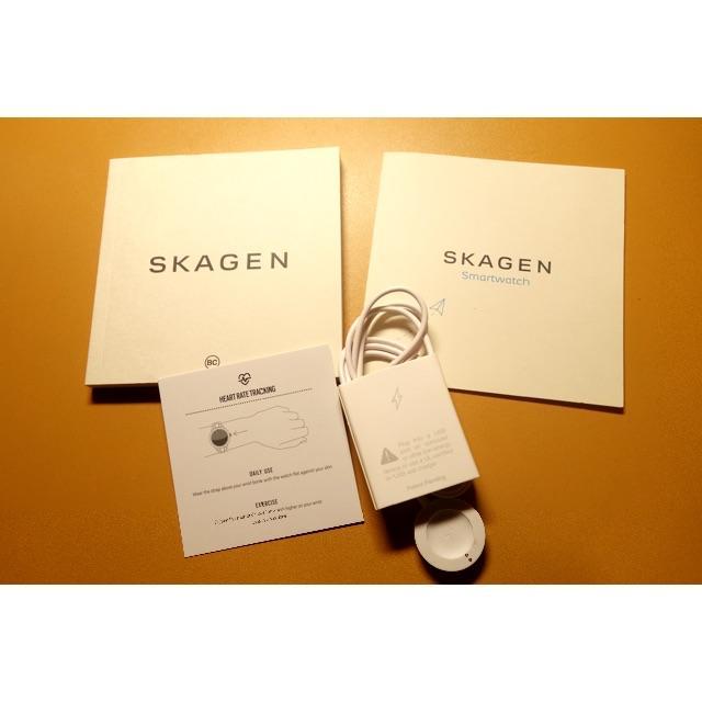 SKAGEN(スカーゲン)のSKT5100 SKAGEN ファルスター2 スマートウォッチ レディースのファッション小物(腕時計)の商品写真