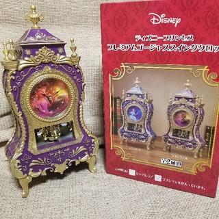 ディズニー プリンセス 振り子 置時計 ラプンツェル