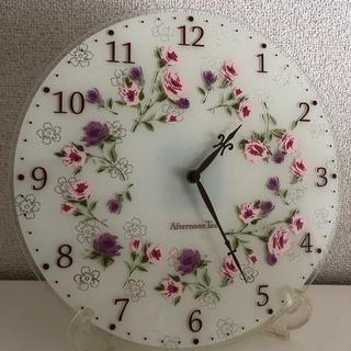 アフタヌーンティー(AfternoonTea)のafternoon tea💓時計(置時計)