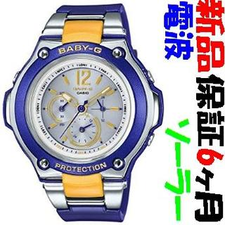 カシオ(CASIO)のb27 BGA-1400-2B2JF 新品 カシオ Baby-G 電波ソーラー(腕時計)