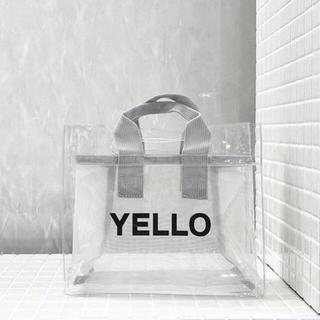 Yellow boots - YELLO ノベルティバッグ