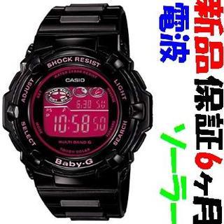 カシオ(CASIO)のb63 BGR-3003-1BJF 新品 カシオ Baby-G 電波ソーラー(腕時計)