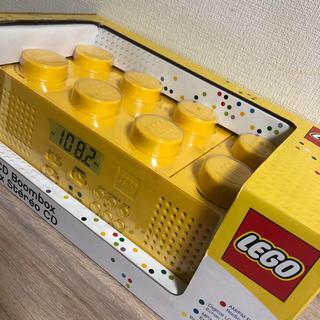 Lego - LEGO CDプレイヤー イエロー 新品未開封