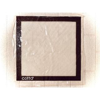 新品cotta シルパン(270×270) 未使用品 クッキー パン お菓子作り(調理道具/製菓道具)