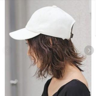 Ungrid - コーデュロイキャップ CAP