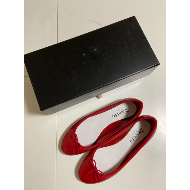 repetto(レペット)の【新品、未使用】レペット☆レインシューズ37 レディースの靴/シューズ(バレエシューズ)の商品写真