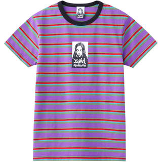 X-girl×mademeコラボ Tシャツ