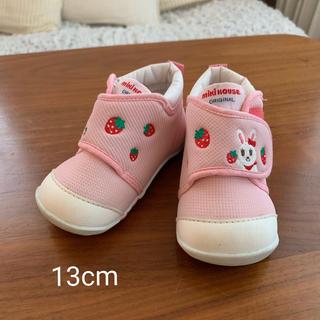 mikihouse - ミキハウス スニーカー 靴 13cm