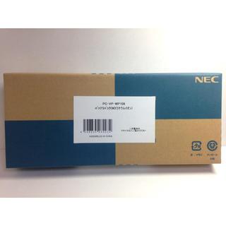 エヌイーシー(NEC)の【新品】NEC ノートPC用純正バッテリー  PC-VP-WP109(PCパーツ)