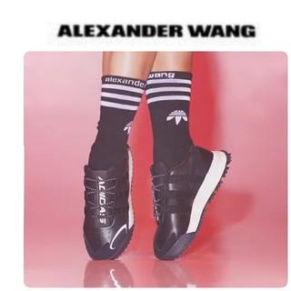 アレキサンダーワン(Alexander Wang)の完売商品 ADIDAS×ALEXANDER WANGW angbody Run(スニーカー)