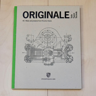 Porsche - PORSCHE クラシックカタログ オリジナル01(限定品・送料込)ポルシェ