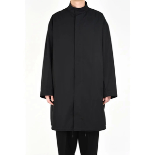 ラッドミュージシャン(LAD MUSICIAN)の18aw LAD MUSICIAN Mods coat 黒42 モッズ(モッズコート)