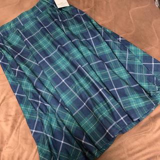 グレイル(GRL)のGRL・チェックスカート(ひざ丈スカート)