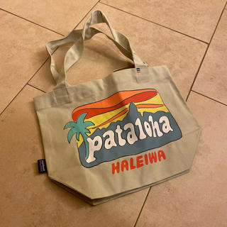 patagonia - pataloha トート ハレイワ限定