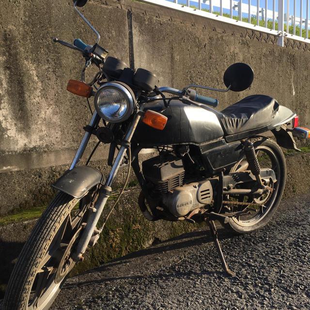 スズキ(スズキ)のスズキRG50E 自動車/バイクのバイク(車体)の商品写真