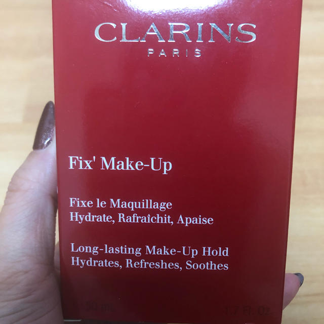 CLARINS(クラランス)のクラランス フィックス メイクアップ  コスメ/美容のコスメ/美容 その他(その他)の商品写真
