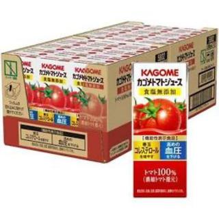 KAGOME - カゴメ トマトジュース 食塩無添加(200ml*24本入)