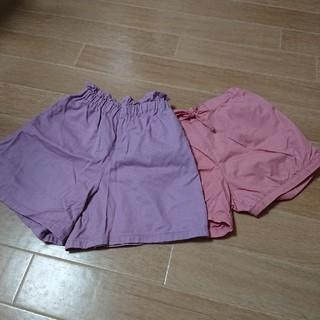 GU - 【GU/UNIQLO】ショートパンツ 2点セット*まとめ売り