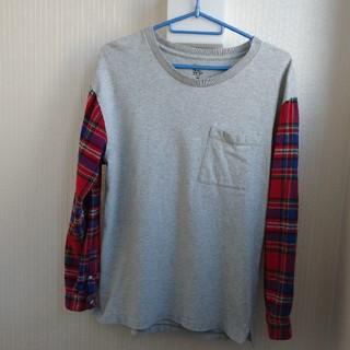 グラニフ(Design Tshirts Store graniph)の長袖Tシャツ(Tシャツ/カットソー(七分/長袖))