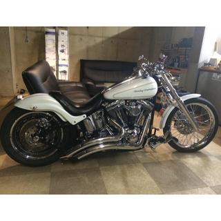 ハーレーダビッドソン(Harley Davidson)のハーレーダビッドソン ソフテイルデュース FXSTD カスタム(車体)