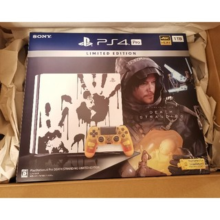 PlayStation4 - 新品未開封 PlayStation 4 Pro DEATH STRANDING