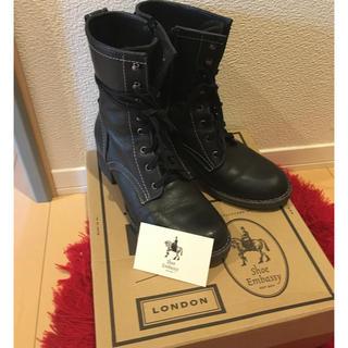 ユナイテッドアローズ(UNITED ARROWS)の日本未上陸 shoe embassy ブーツ(ブーツ)