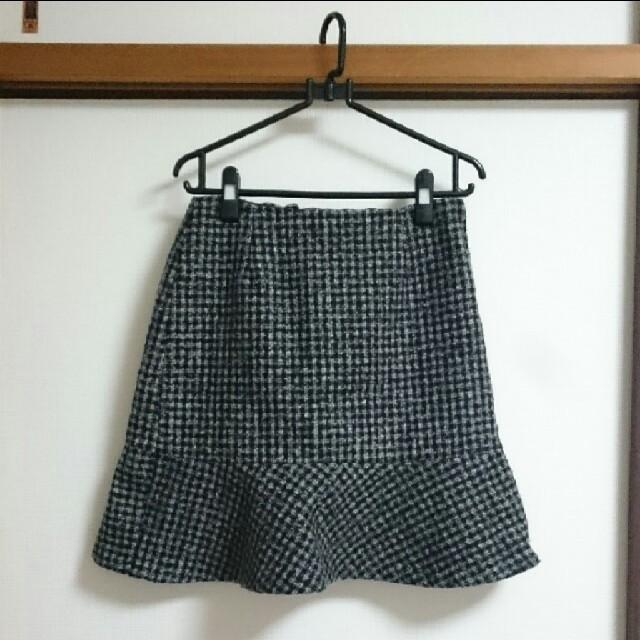 anySiS(エニィスィス)のエニィスィス スカート レディースのスカート(ミニスカート)の商品写真
