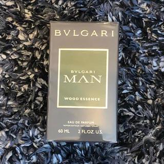 BVLGARI - 新品 BVLGARI ウッドエッセンス オードパルファム