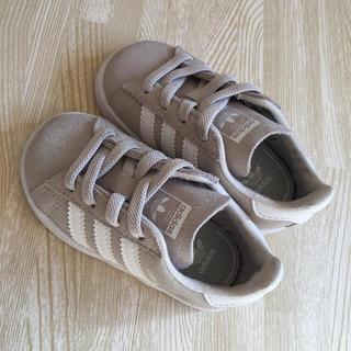 adidas - campus  adidas スニーカー  gray  12cm