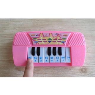 ピアノ 子供用 ピンク【新品未使用】(電子ピアノ)