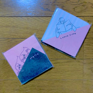 スイマー(SWIMMER)の紙ナプキン 2個セット ペーパーナプキン(収納/キッチン雑貨)