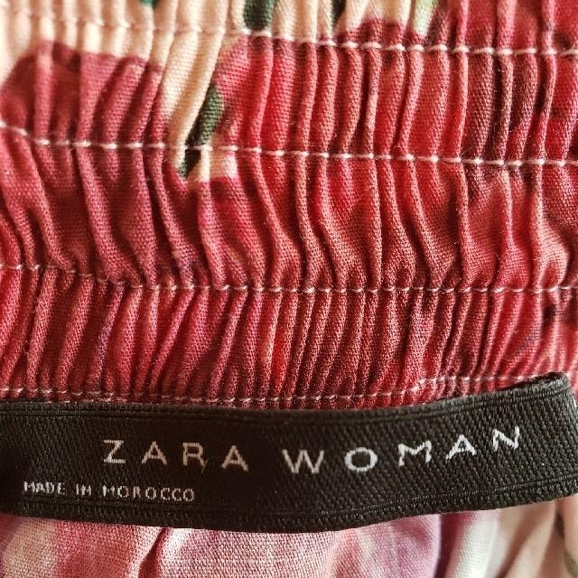 ZARA(ザラ)のロングスカート(ZARA WOMAN) Msize レディースのスカート(ロングスカート)の商品写真