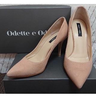 Odette e Odile - オデットエオディール Odette e Odile パンプス