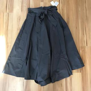 ページボーイ(PAGEBOY)の新品タグ付き!PAGEBOYフレアスカート(ひざ丈スカート)