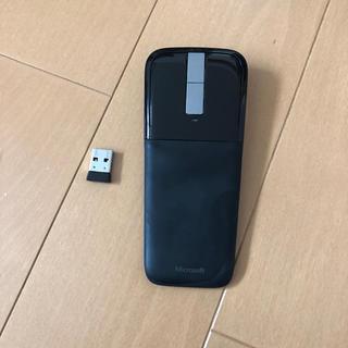 マイクロソフト(Microsoft)のMicrosoft アークタッチマウス ブラック(PC周辺機器)