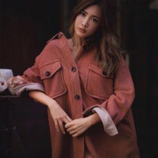 snidel - 正規品 タグ付新品 ウールシャツジャケット