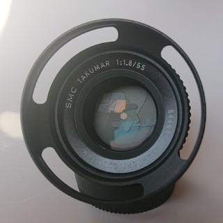 PENTAX - フード付き!ペンタックス SMC TAKUMAR 55mm f1.8