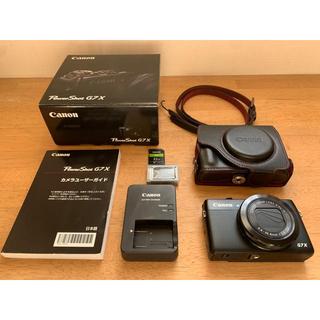 Canon - おまけ付き Canon PowerShot G7X