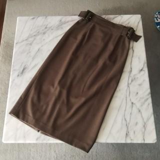 Le souk - カーキ スカート