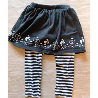バービー(Barbie)のバービー レギンス付きスカート(スカート)