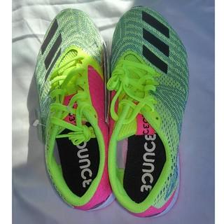 アディダス(adidas)のアディダス aerobounce pr wide ランニングシューズ メンズ C(シューズ)