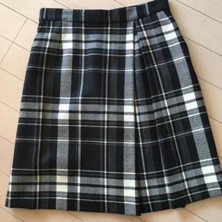 デミルクスビームス 膝丈スカート