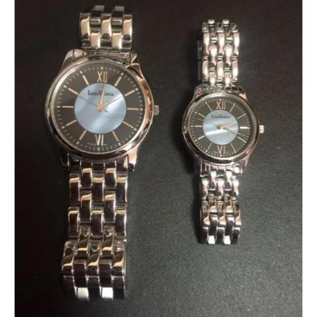 未使用 ペアウォッチ LEGRA VALENCIA 腕時計の通販