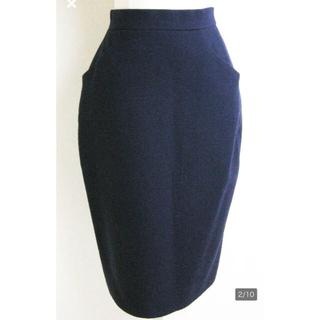 クリスチャンディオール(Christian Dior)のクリスチャンディオール☆タイトスカート(ひざ丈スカート)