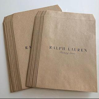 Ralph Lauren - ラルフローレン ファクトリーストア 袋20枚