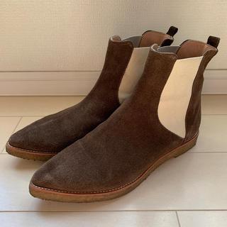 ファビオルスコーニ(FABIO RUSCONI)のFABIO RUSCONI サイドゴアブーツ 23.5〜24.0cm(ブーツ)