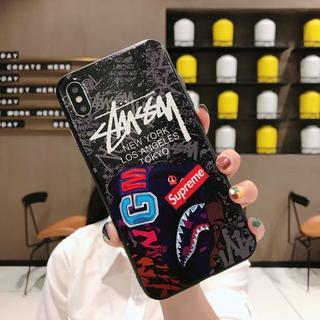 ステューシー(STUSSY)のSTUSSYステューシー iPhone11ケース スマホケース カバー(iPhoneケース)