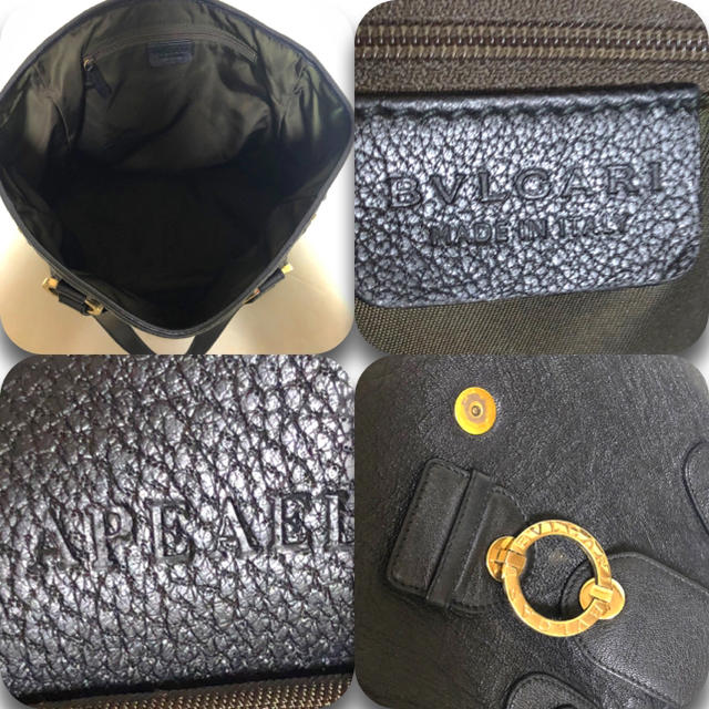 BVLGARI(ブルガリ)の【正規品】BVLGARI(ブルガリ)バッグ レディースのバッグ(ハンドバッグ)の商品写真