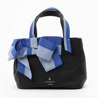 LANVIN en Bleu - ★超美品★ランバンオンブルー★マリアンヌ 2wayトートバッグ ショルダーバッグ